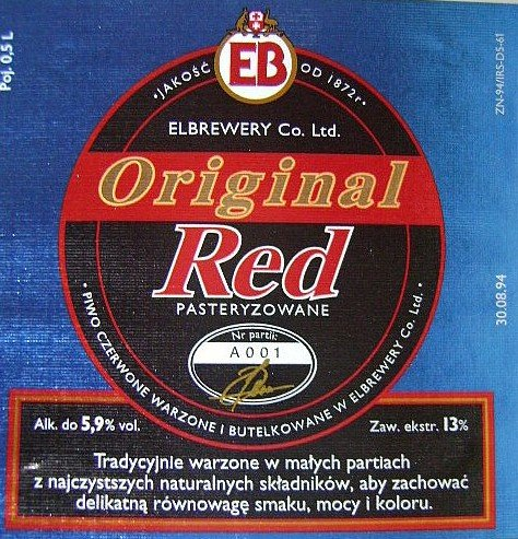 EB Red