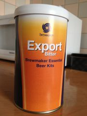 Brew Maker Export Bitter