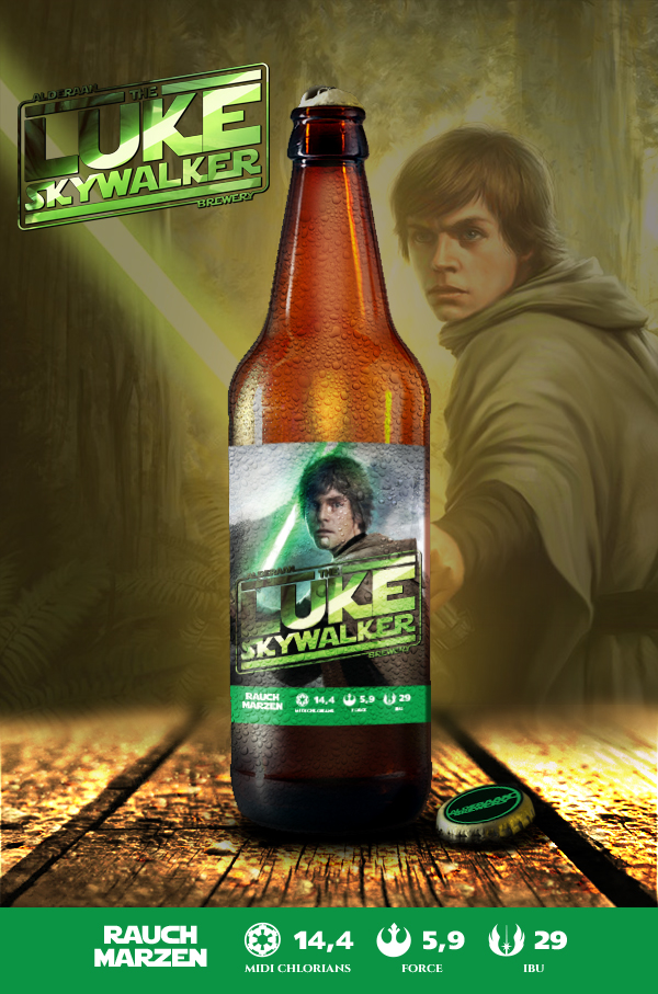 #60 Luke Skywalker