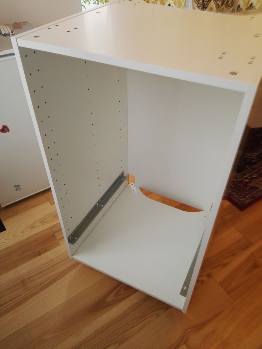 Metal Supports for Fridge