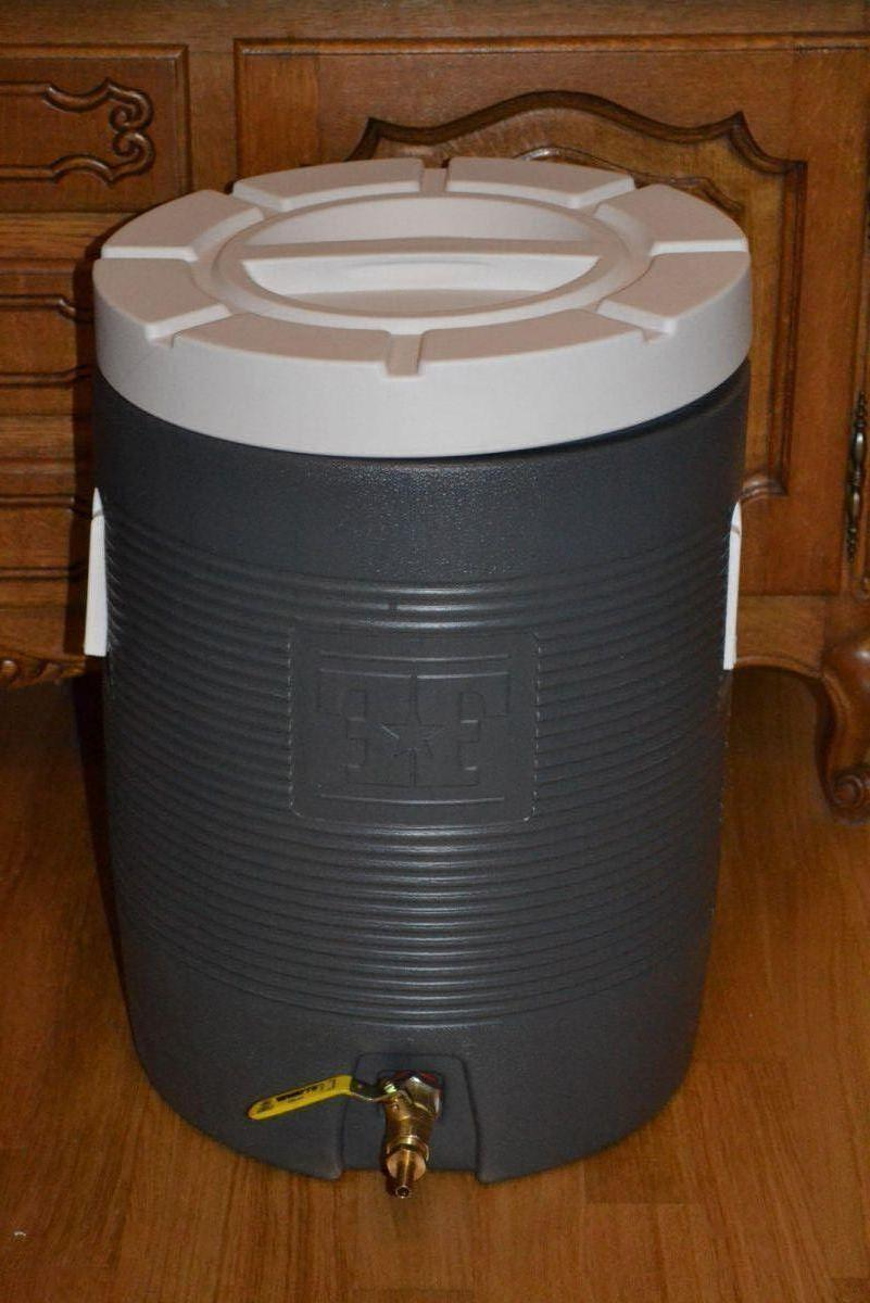 Fermenters Favorites 11.7 Gal (48 L) Cooler Mash Tun