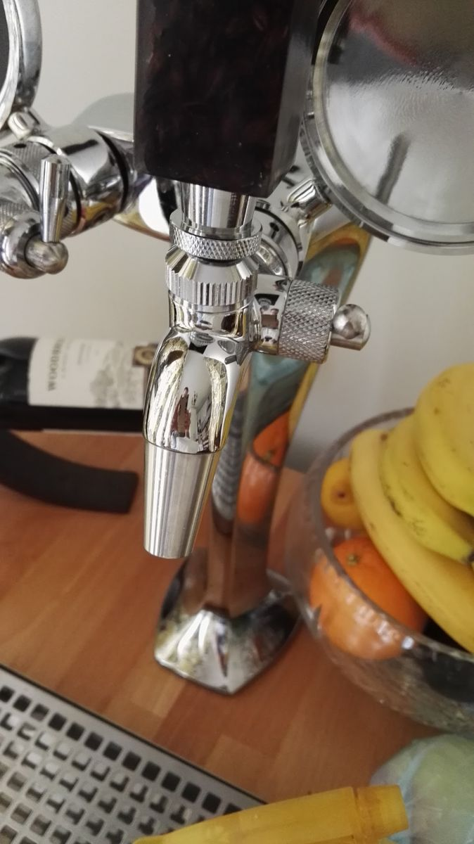 InterTap Faucet on Celli Cobra Tower