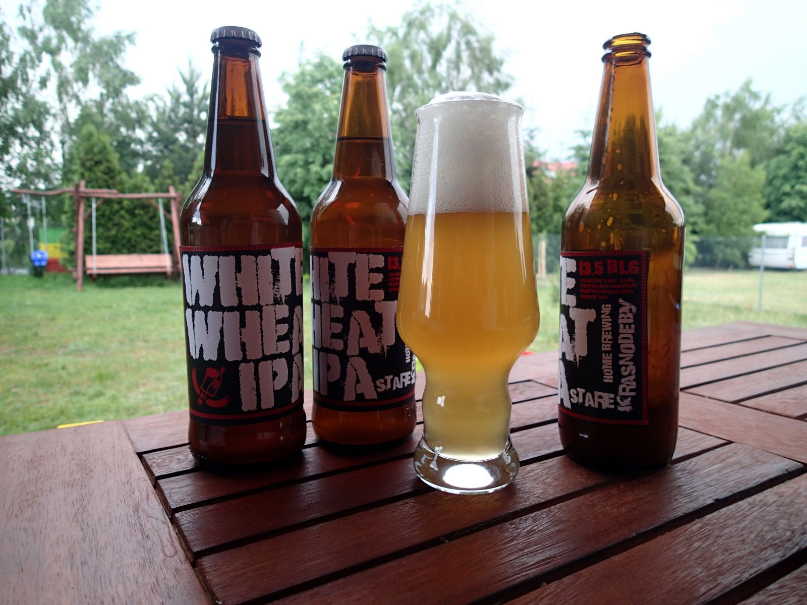 White Wheat IPA