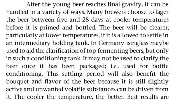 German Wheat Beer - Eric Warner s.88